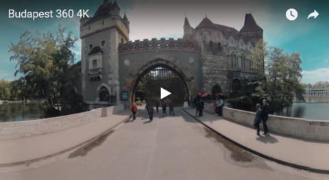 Budapest 360 fokban