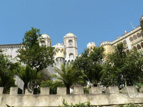 Pena kastély