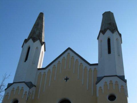 Sitkei templom