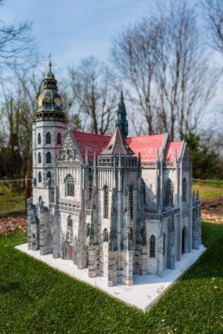 Felvidéki épületek - Kassai Szent Erzsébet dóm
