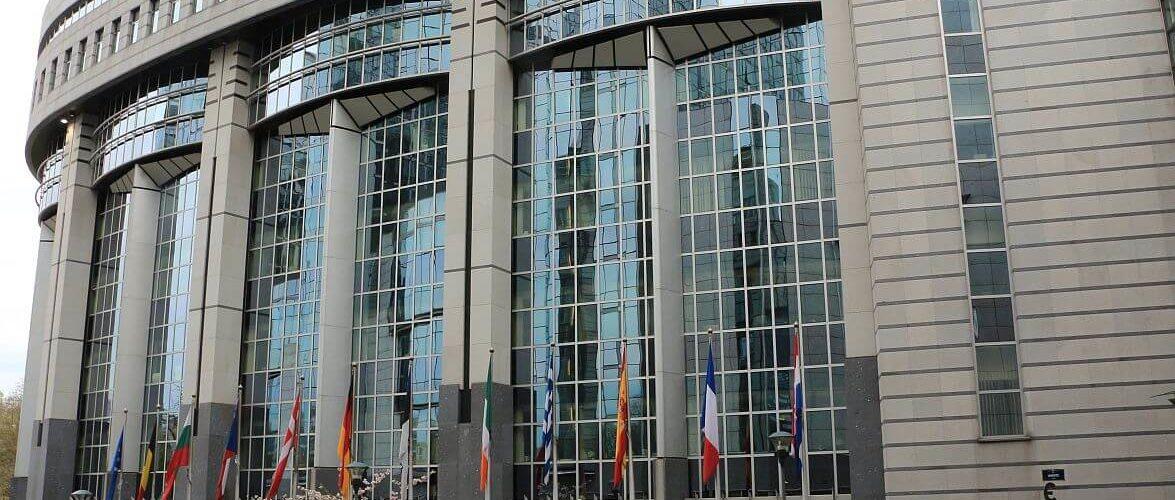 Európa negyed Brüsszelben